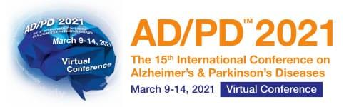 AP/PD 2021: The 15th International Conference on Alzheimer's and Parkinson's Diseases